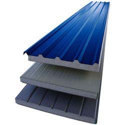 Polystyrene Roof