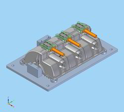 Tooling Tool Engineering Services, Capacity / Size: On Product
