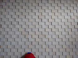 Mint Sawn Mosaic Tile