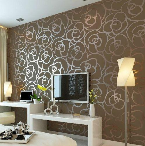 Texture Wallpaper, वॉलपेपर - Plus Interior, Noida