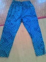 Ladies Printed Pant