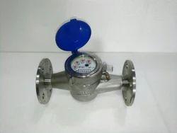 25 mm Multijet Flange End Water Meter