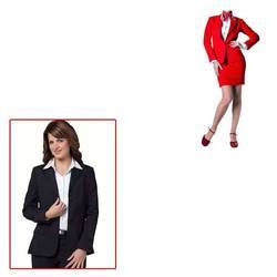 Corporate Uniform for Ladies