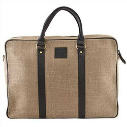 Zipper Executive Jute Bag, Capacity: 8-15 Kg, Size/Dimension: 12 X 14 Inches