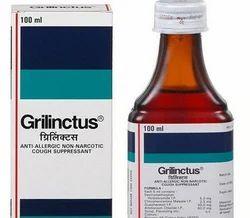 Grilinctus Cough Syrup 100ml