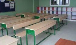 Three Seater School Desk
