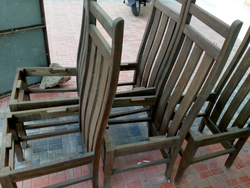 Wooden Polish Chairs
