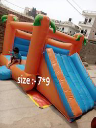 Inflatable Bouncy