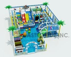 Indoor Soft Playground Equipment