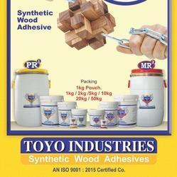 Packing Of Synthetic Wood Adhesives