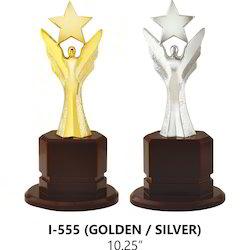 Angel Shape Star Trophy
