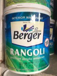 Burger Rangoli Acrylic Emulsion
