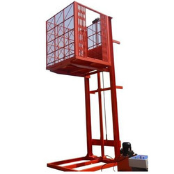 Merrit Collapsible Gate Goods Lift