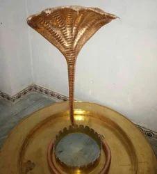 Brass Shivling Nag