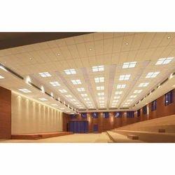 Grid False Ceiling Work