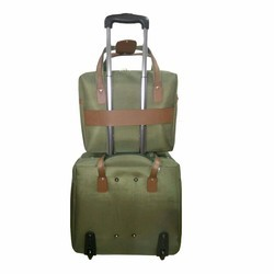 Trolley And Hand Bag Set