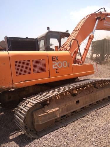 Used 20 Ton Excavator