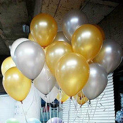 Latex Gas Balloons