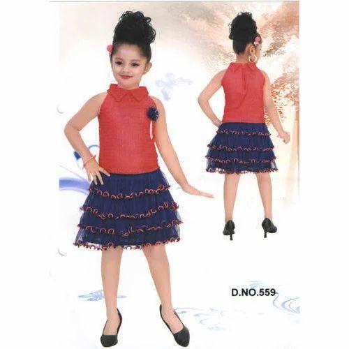 b67588e660798 Stylish Kids Skirt Tops