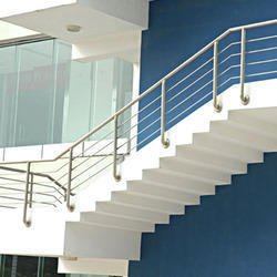 Stainless Steel Staircase - SS Staircase Suppliers ...