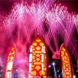 Stage Pyrotechnics, Fireworks, Special Effects