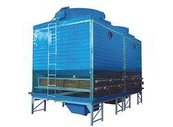 Evaporative Coil Cooling Tower