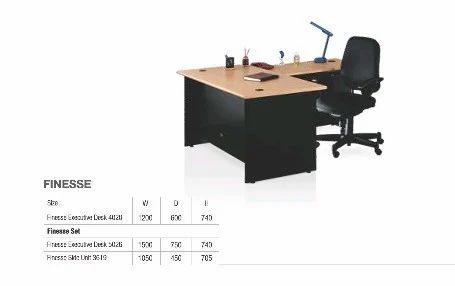 Godrej Office Furniture Table Finesse Set At Rs 27573 Set