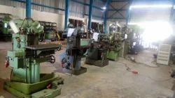 Maintenance Of Milling Machine, India