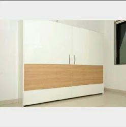 Ebco-livsmart Sliding Wardrobe Fitting, Size: 1750mm-2950mm