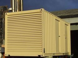 Generator Equipment Container