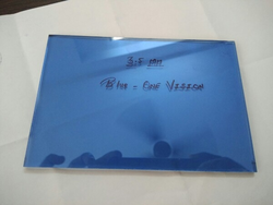 Blue Glass - One Vision / Reflective