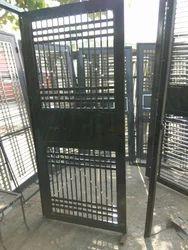 Iron Safety Doors