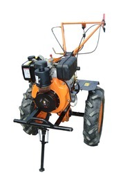 6 HP Power Tiller / Weeder - Electric Start