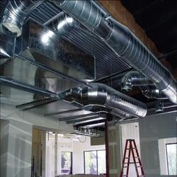 Air Conditioning Spiral Duct