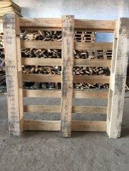 2 Way Rectangular Hardwood Wooden Pallet