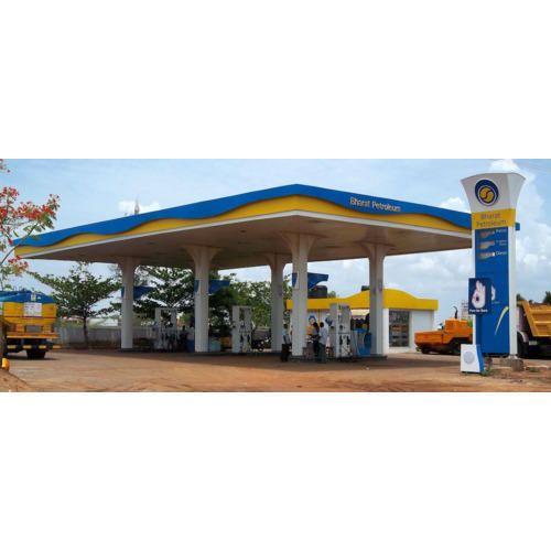 BPCL Petrol Pump Canopy  sc 1 st  IndiaMART & Bpcl Petrol Pump Canopy Petrol Station Canopy - J. P Enterprises ...
