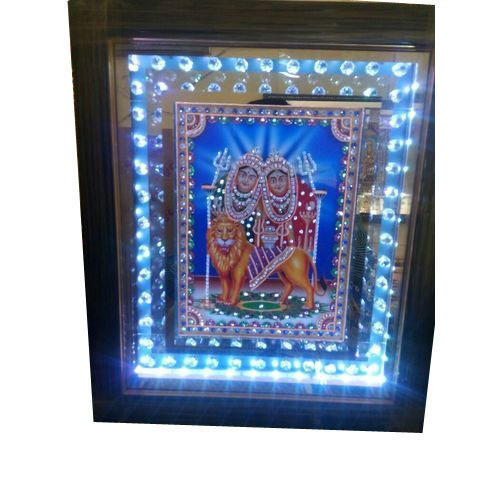 Led Lighting Photo Frame Frames Picture