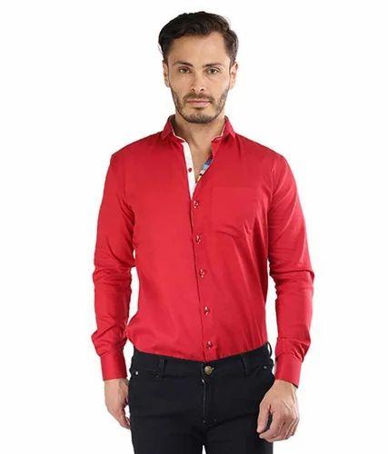 d24afc4b5 Plain Party Wear Shirts at Rs 500  piece(s)
