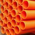 Telecorr DWC HDPE Pipes