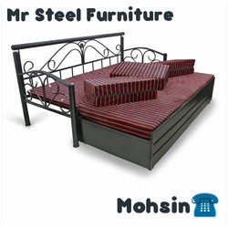 Metal Sofa Cum Bed