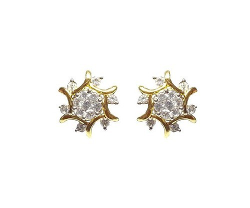 32a2da463203 18 kt Gold 4.5 Diamond Top - View Specifications   Details of ...