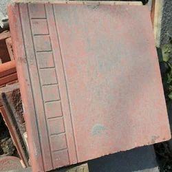 Colour Footpath Tiles