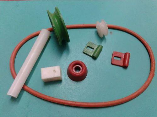 Textile Machinery Plastic Parts - Amber Charkha Machine