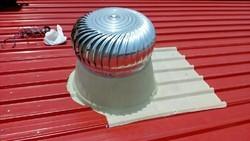 Roof Turbo Ventilation