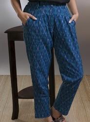 Hand Block Printed Pants