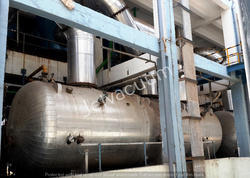 Ms, Ss Horizontal Continuous Crystallizer