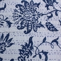 Kantha Indian Handmade Cotton Table Cover