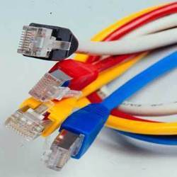 Telephone And Data Networking Cabling