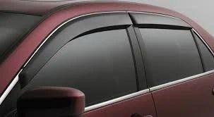 Car Door Visor & Car Door Visor at Rs 190 /unit(s) | Car Door Visors | ID: 11199611288