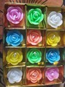 Flower Shaped Floating Candles